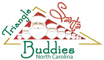 Triangle Santa Buddies North Carolina